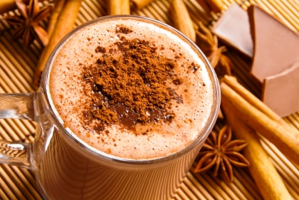 Spiced Hot Chocolate WIDE