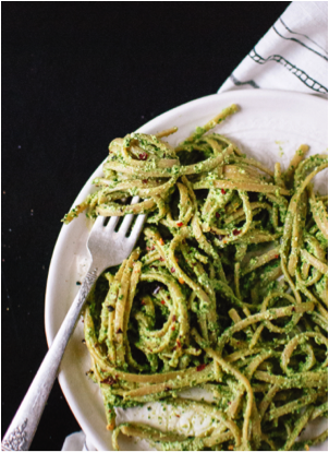 garlic pesto