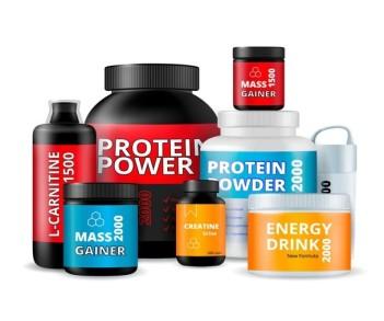 pro powder supp