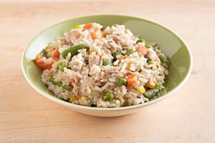 15 min tuna and rice